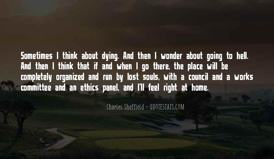 Charles Sheffield Quotes #230047