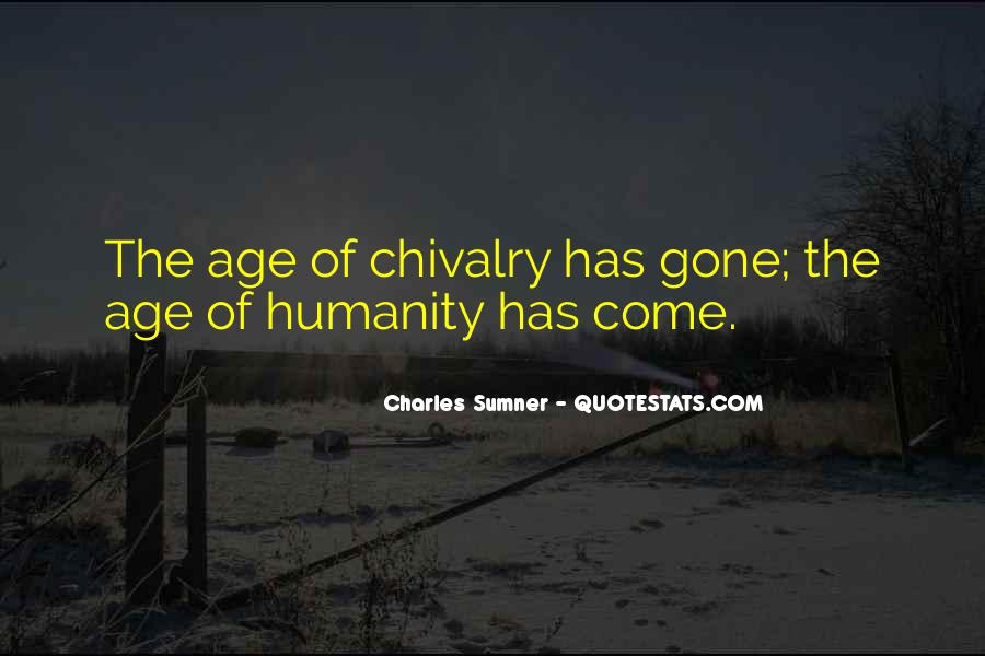 Charles Sumner Quotes #1440853