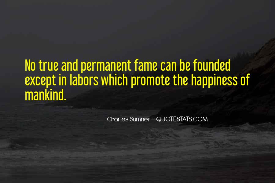 Charles Sumner Quotes #1570969
