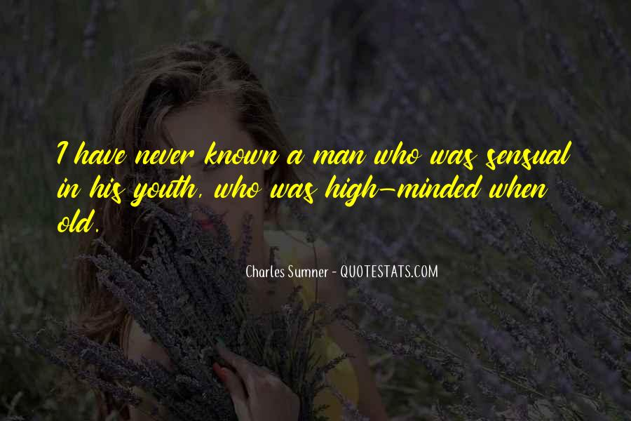 Charles Sumner Quotes #485543
