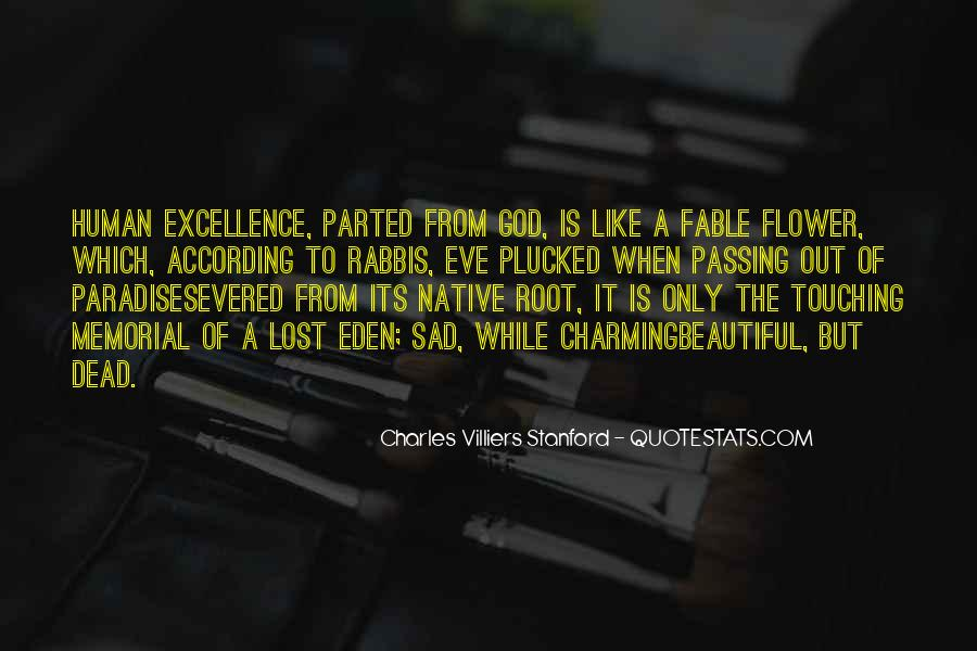 Charles Villiers Stanford Quotes #582256