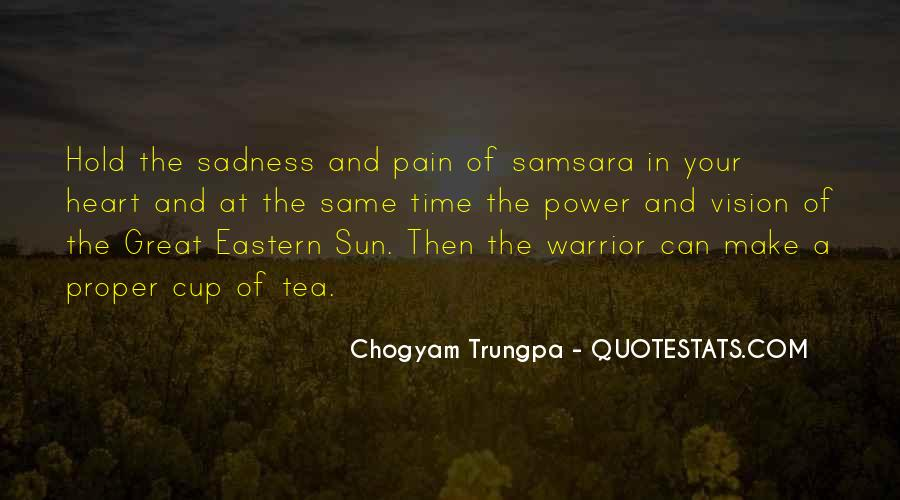 Chogyam Trungpa Quotes #11569