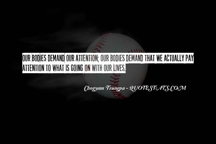 Chogyam Trungpa Quotes #134028