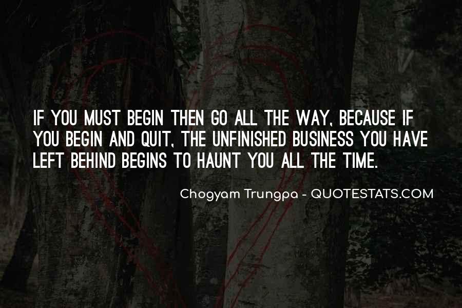 Chogyam Trungpa Quotes #137272