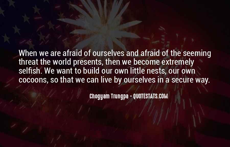 Chogyam Trungpa Quotes #153486