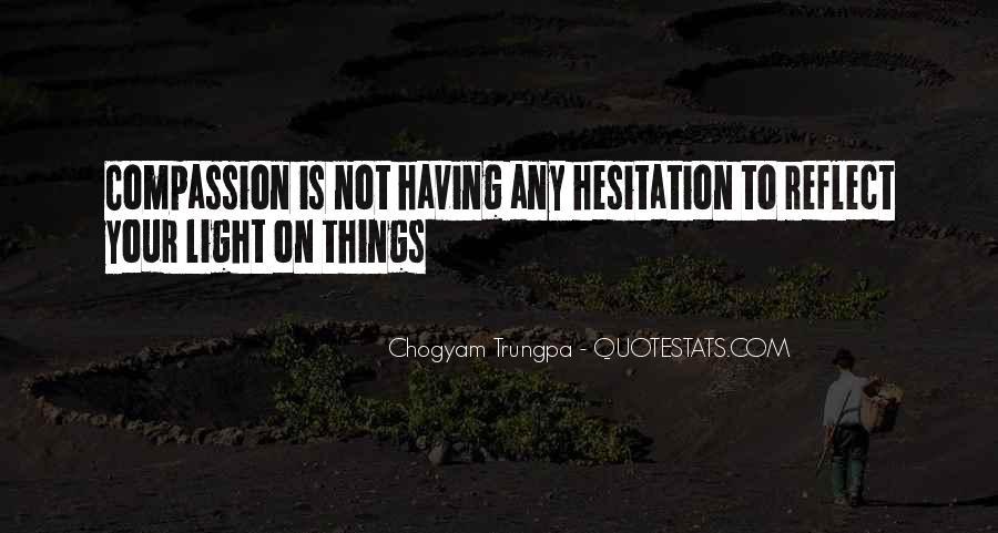 Chogyam Trungpa Quotes #213952