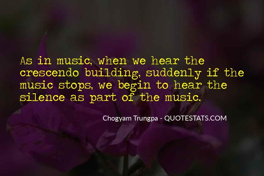 Chogyam Trungpa Quotes #216473