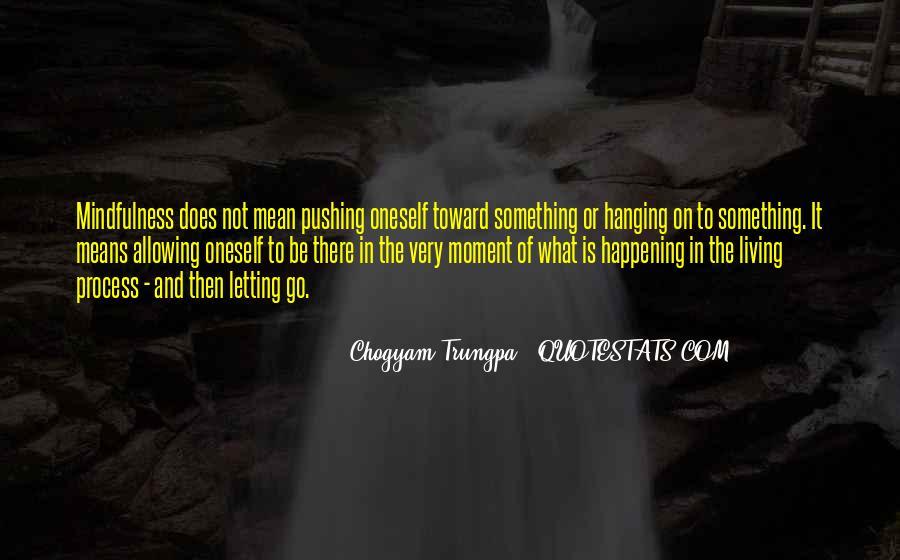 Chogyam Trungpa Quotes #241839