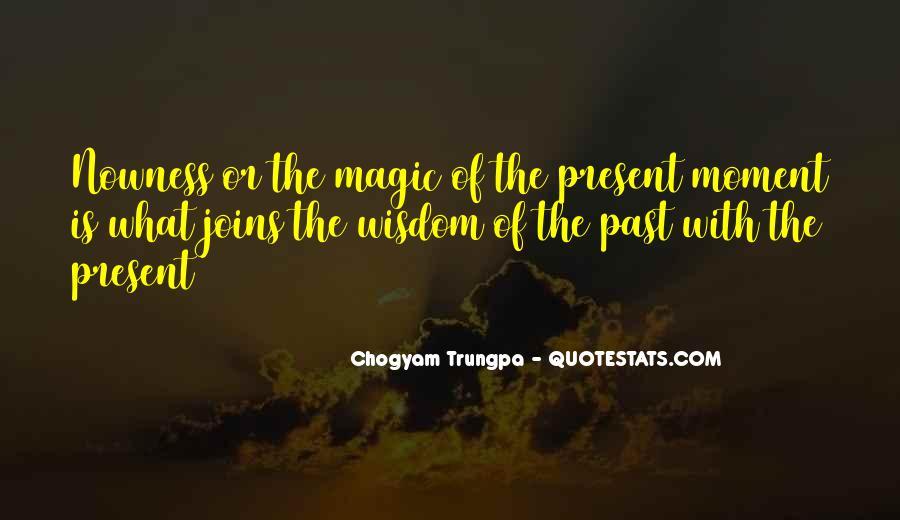 Chogyam Trungpa Quotes #305525