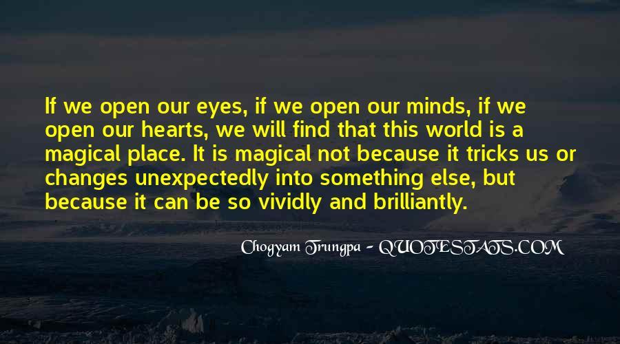 Chogyam Trungpa Quotes #316741