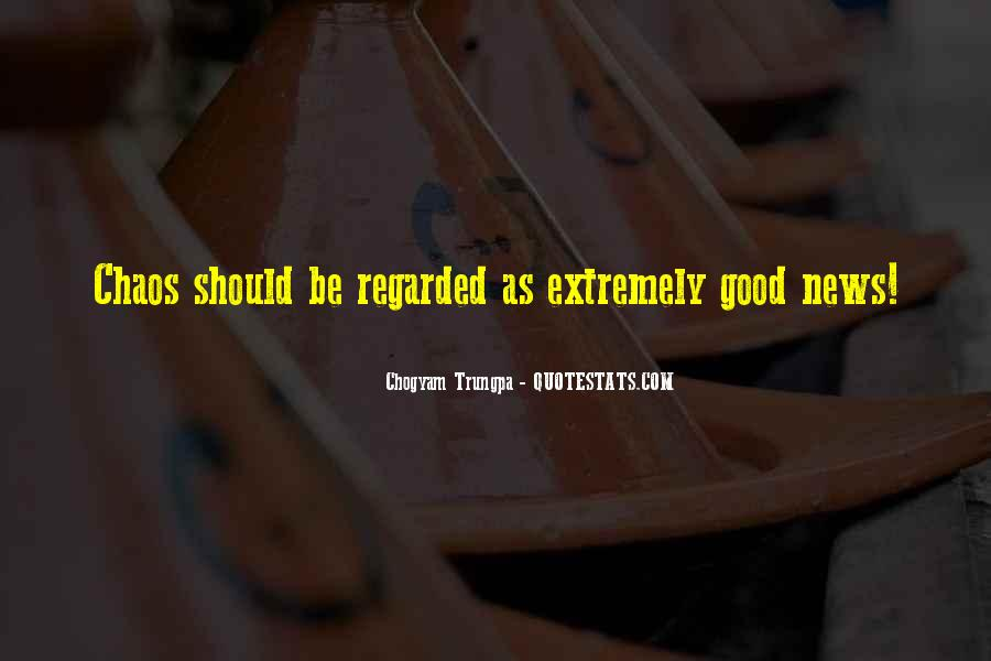 Chogyam Trungpa Quotes #321823