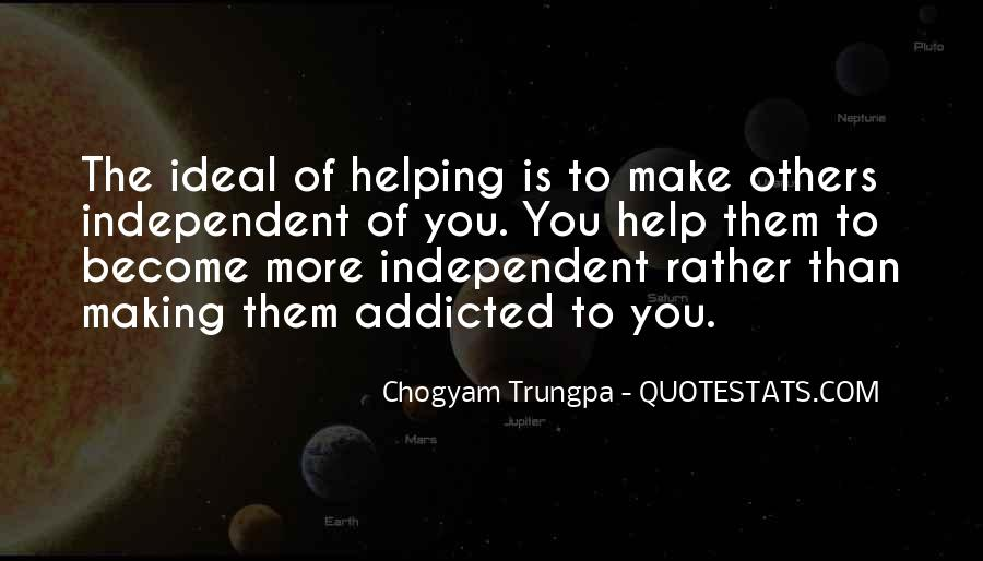 Chogyam Trungpa Quotes #323244