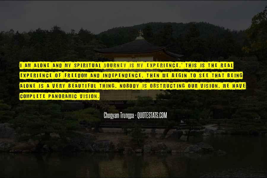 Chogyam Trungpa Quotes #331527