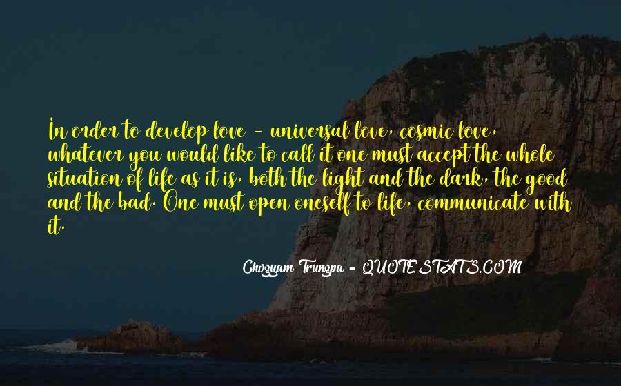 Chogyam Trungpa Quotes #340967
