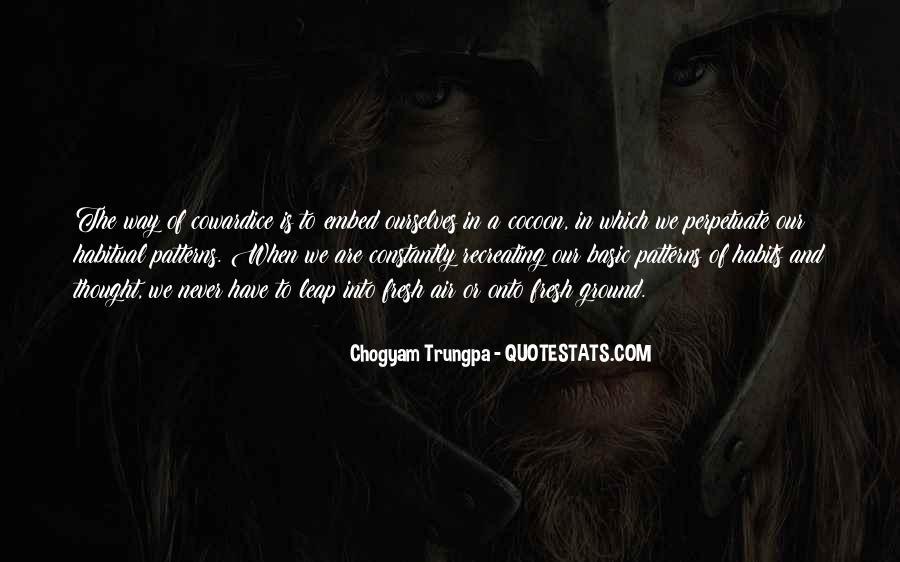 Chogyam Trungpa Quotes #384258
