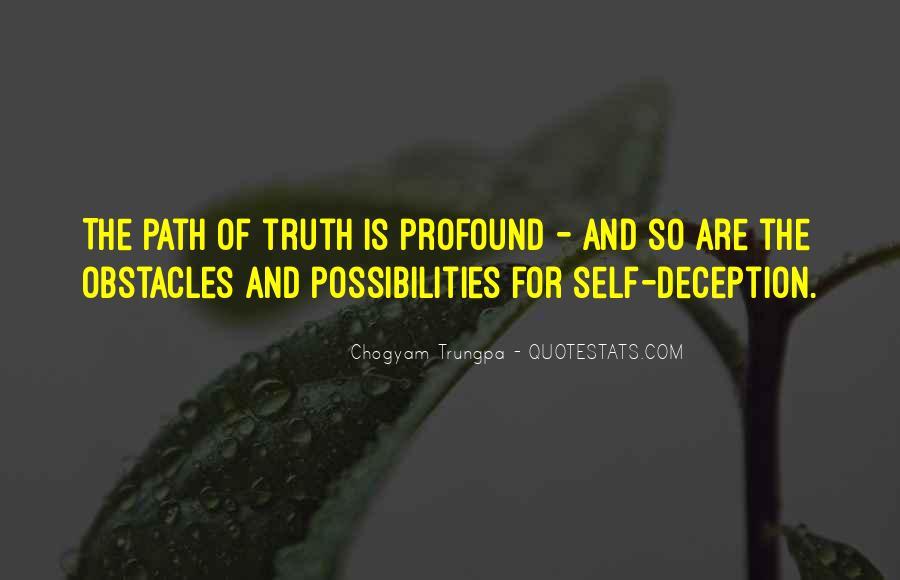Chogyam Trungpa Quotes #412953