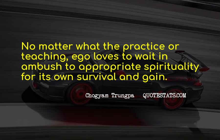 Chogyam Trungpa Quotes #439339