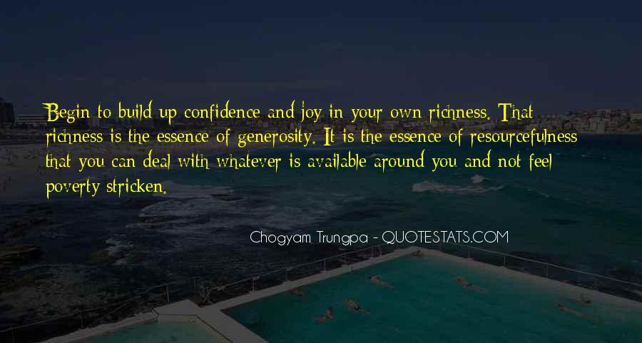 Chogyam Trungpa Quotes #45533