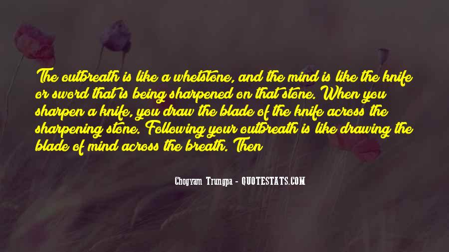 Chogyam Trungpa Quotes #48331