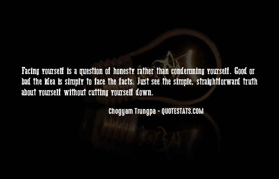Chogyam Trungpa Quotes #532688