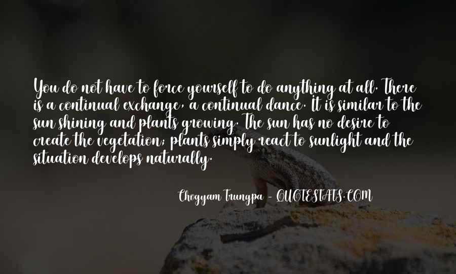 Chogyam Trungpa Quotes #628054