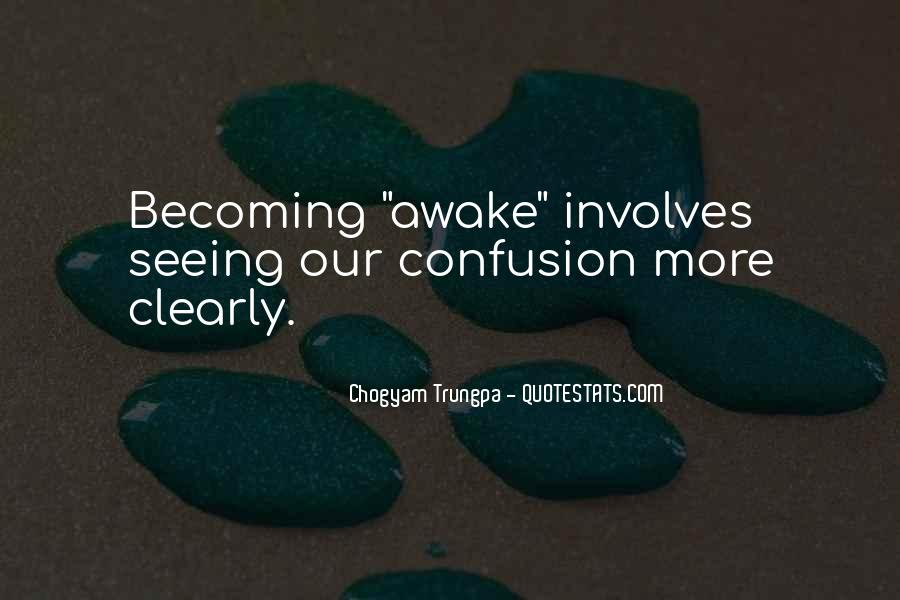 Chogyam Trungpa Quotes #628536