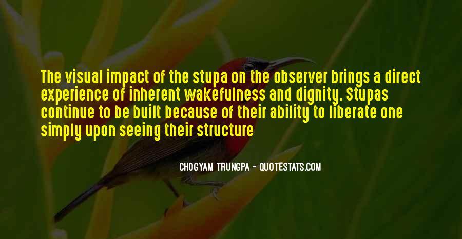 Chogyam Trungpa Quotes #634637
