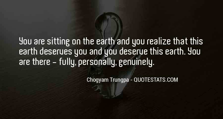 Chogyam Trungpa Quotes #635062