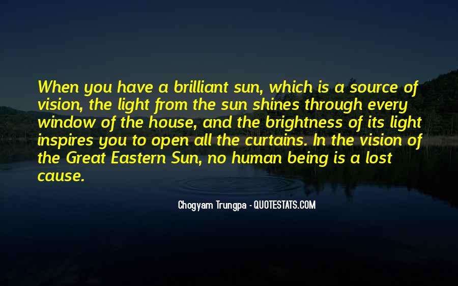 Chogyam Trungpa Quotes #677821