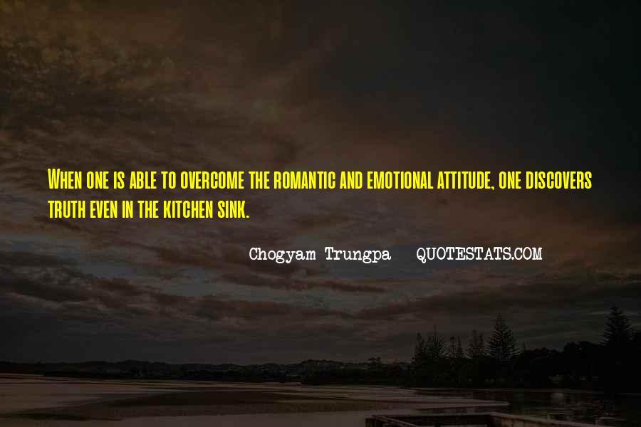 Chogyam Trungpa Quotes #704893