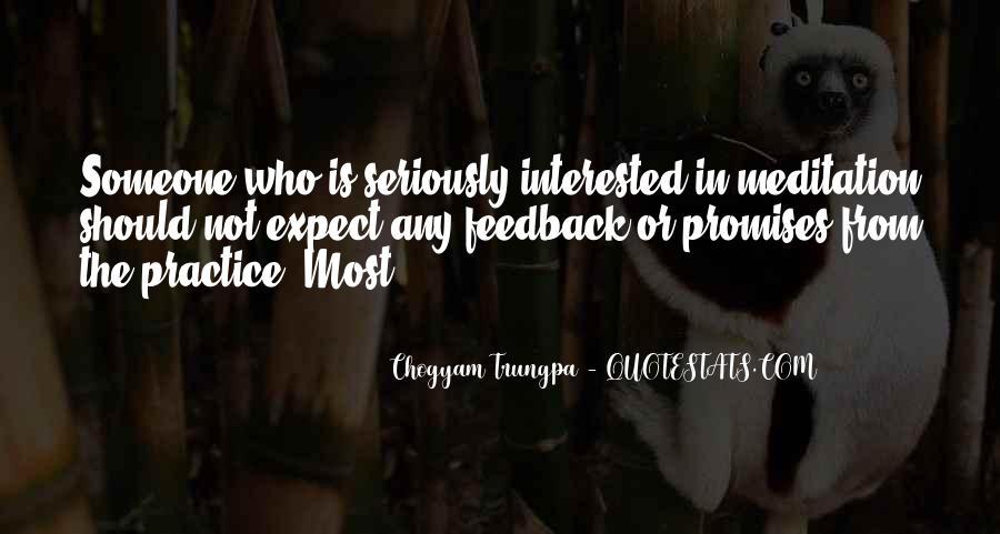 Chogyam Trungpa Quotes #744210
