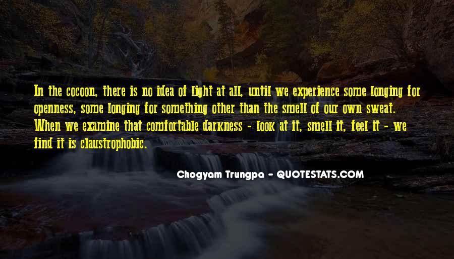 Chogyam Trungpa Quotes #768657
