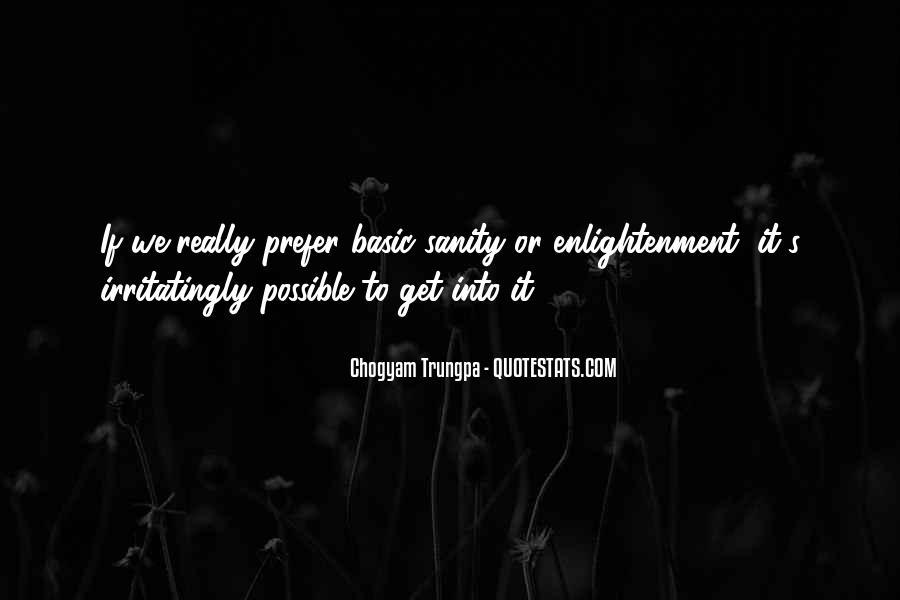 Chogyam Trungpa Quotes #784478