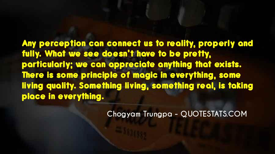 Chogyam Trungpa Quotes #81791