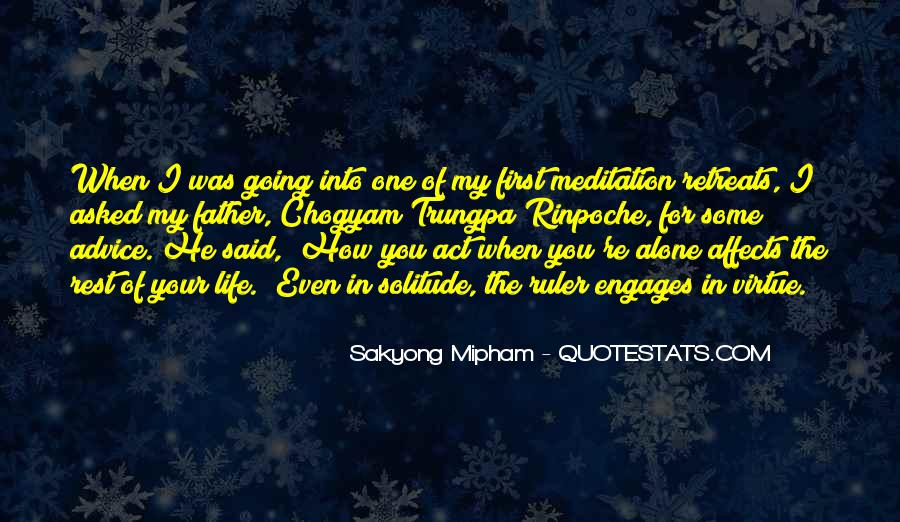Chogyam Trungpa Quotes #828923