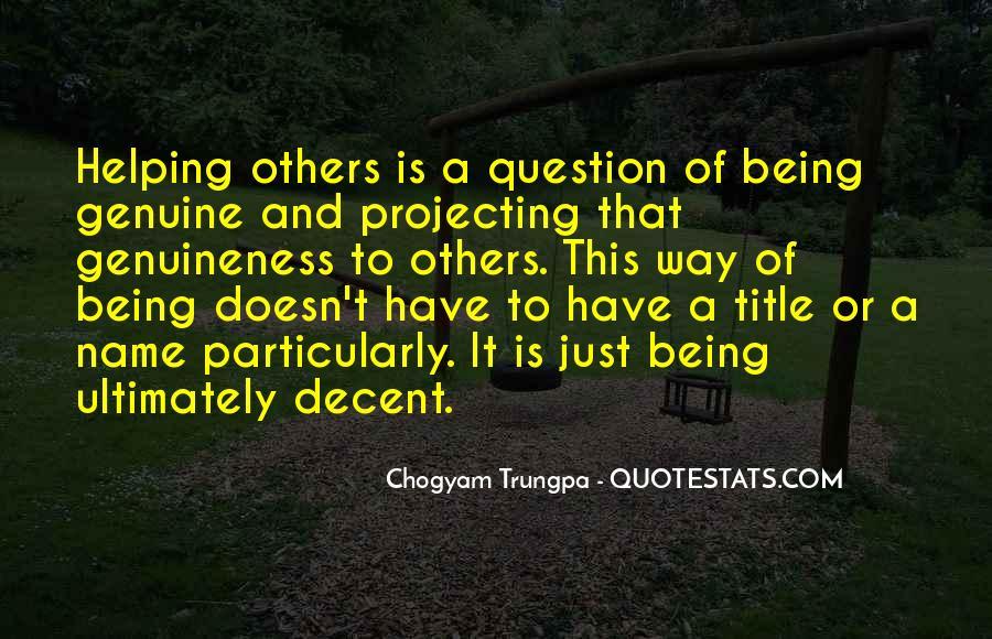 Chogyam Trungpa Quotes #857503