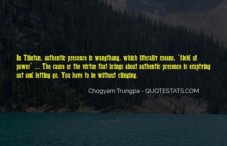 Chogyam Trungpa Quotes #873033