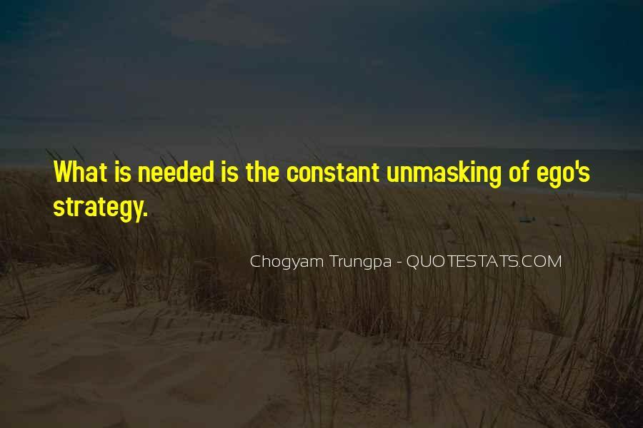 Chogyam Trungpa Quotes #903539