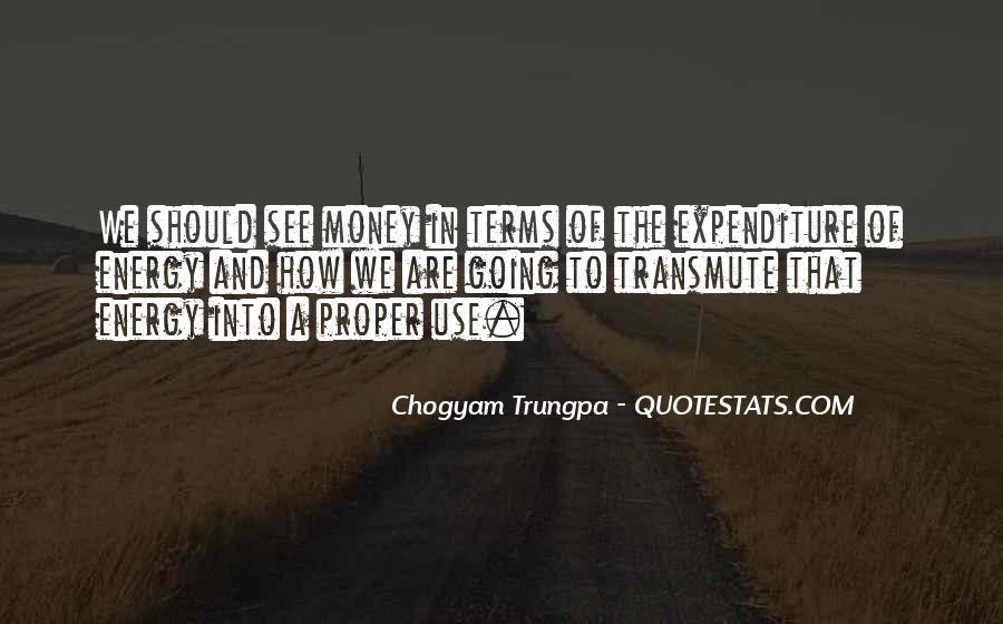 Chogyam Trungpa Quotes #909656