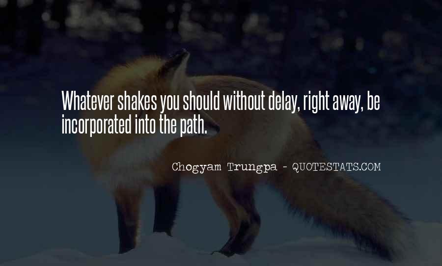 Chogyam Trungpa Quotes #939138