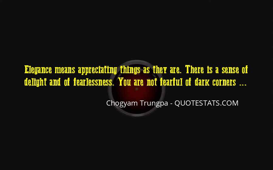Chogyam Trungpa Quotes #941117