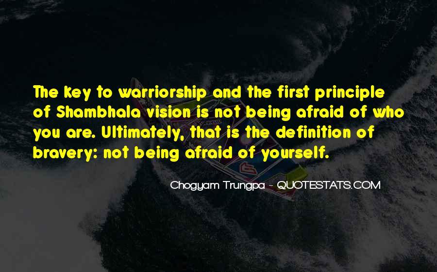 Chogyam Trungpa Quotes #945671