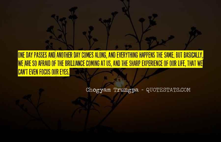 Chogyam Trungpa Quotes #986795