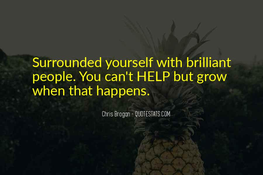 Chris Brogan Quotes #1740473