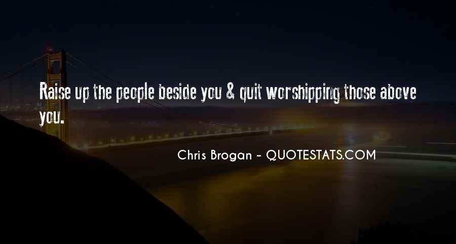 Chris Brogan Quotes #190436