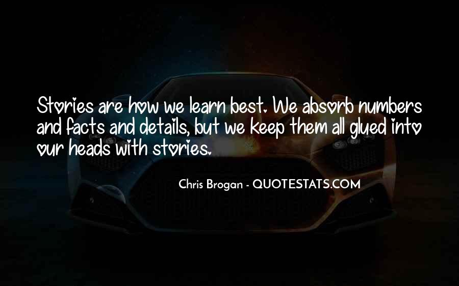 Chris Brogan Quotes #219944