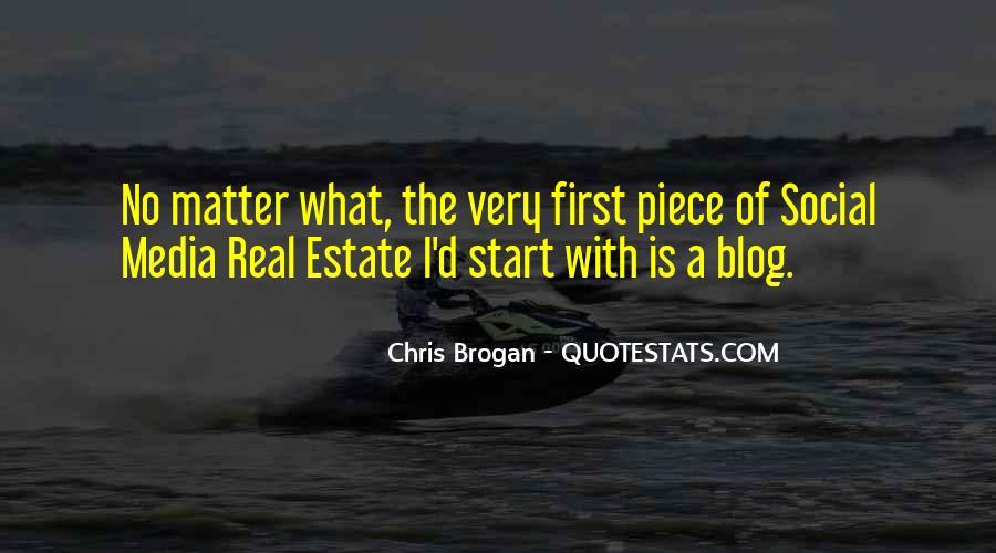 Chris Brogan Quotes #347621