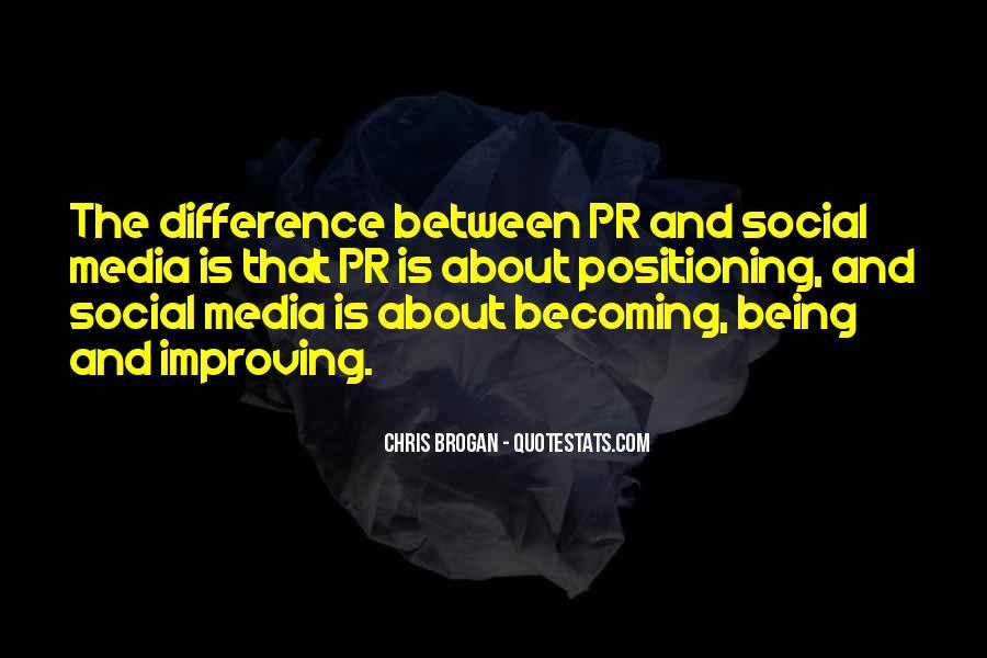 Chris Brogan Quotes #393315