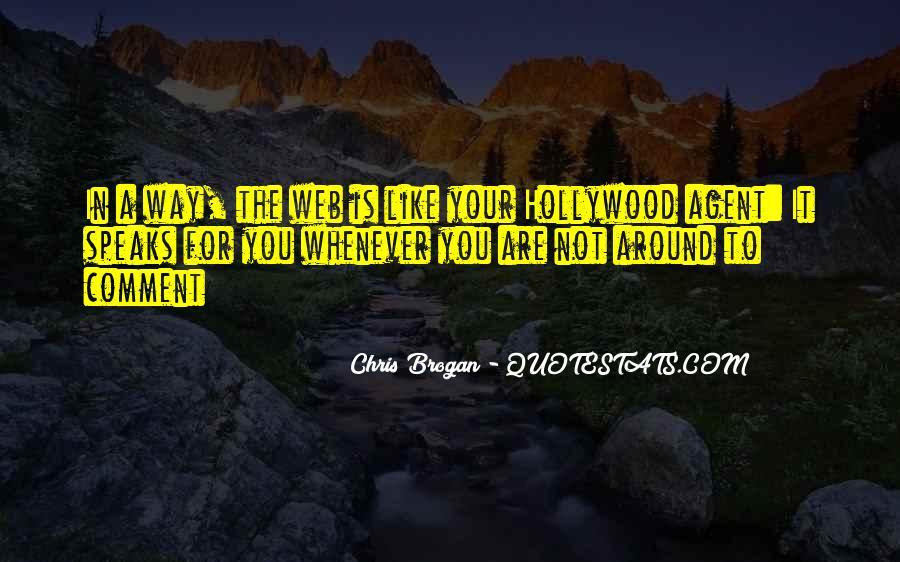Chris Brogan Quotes #661263