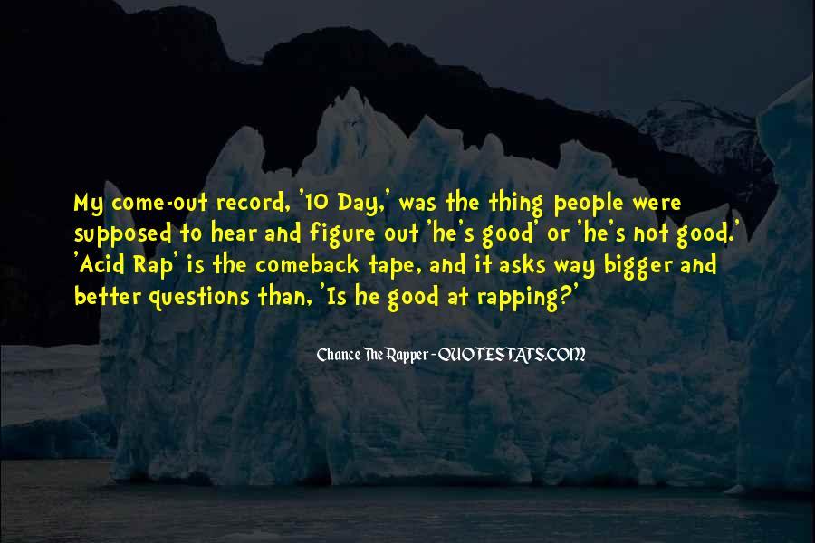 Chris Durso Quotes #895111